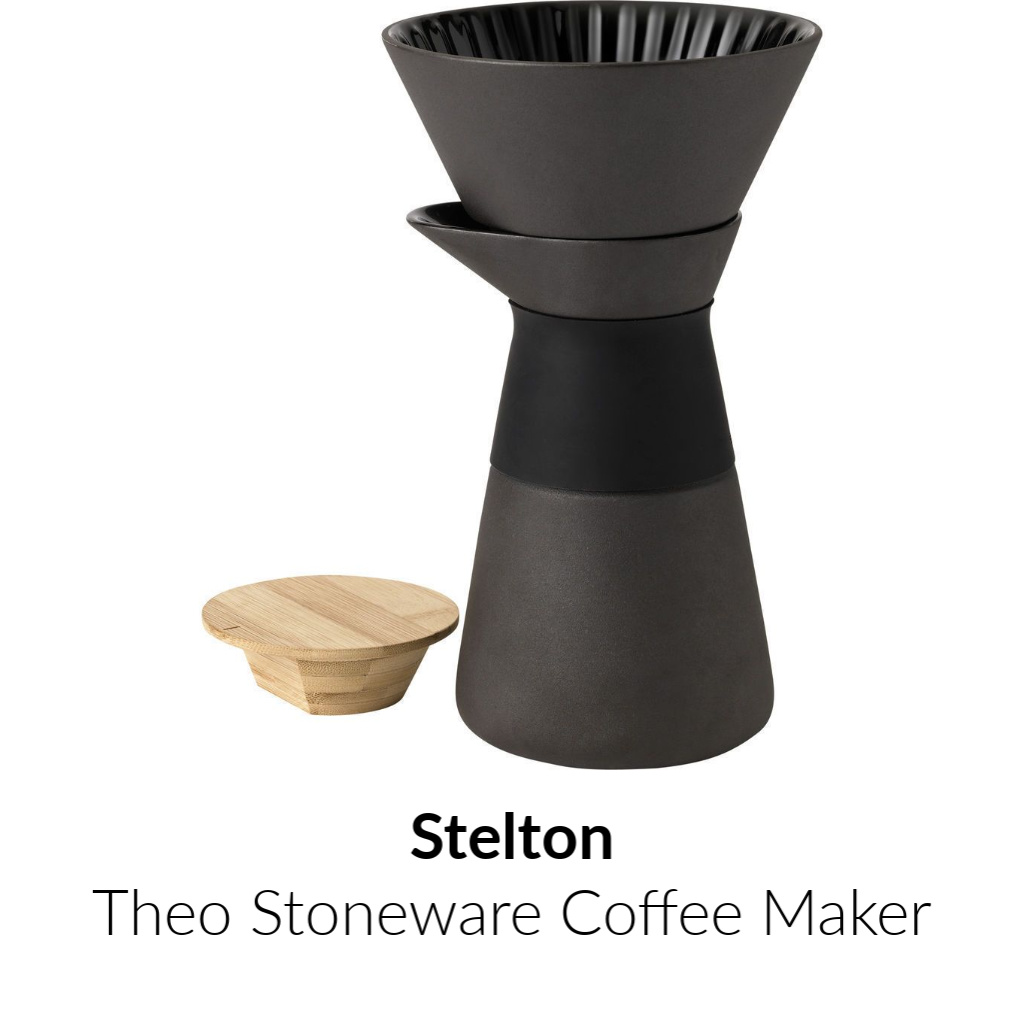 Stelton Theo Stoneware Coffee Maker