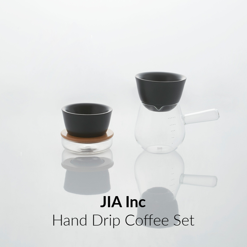 JIA Inc Hand Drip Coffee Set