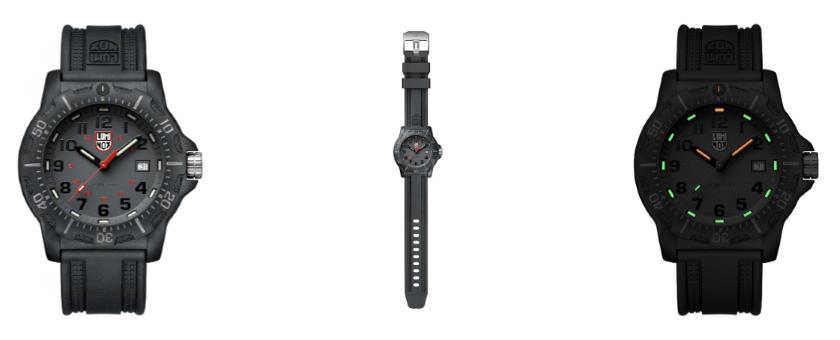 Luminox Black Ops Automatic 8882 Watch Grid