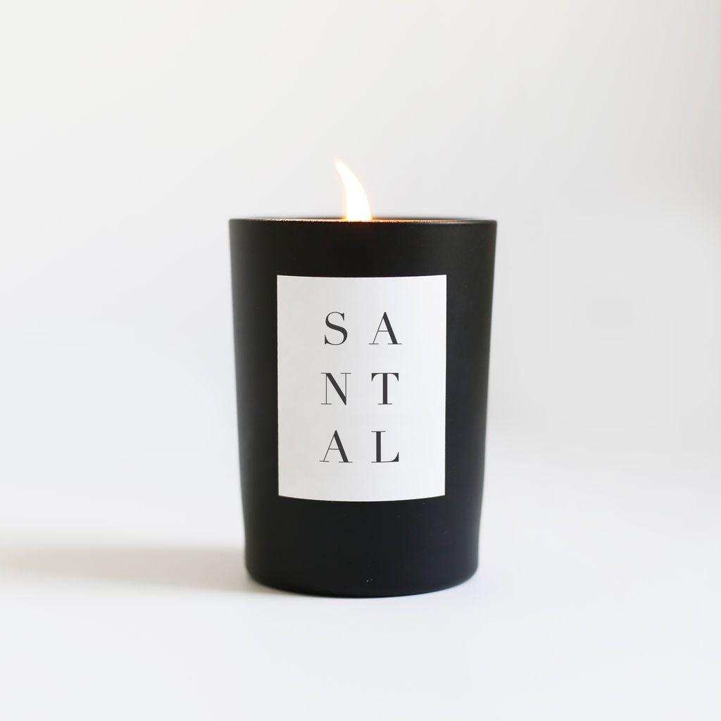 Noir Candle | Santal