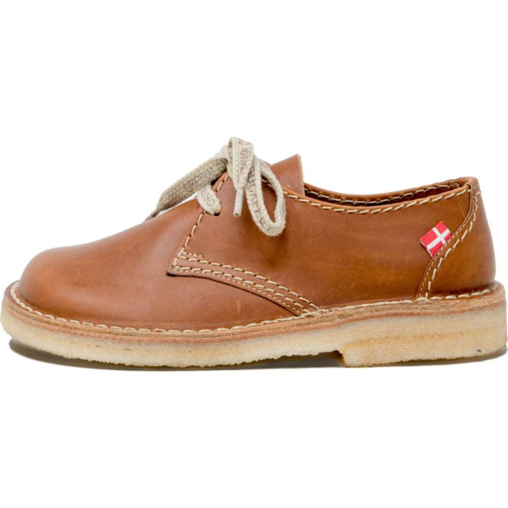 Duckfeet Jylland Lace-Up | Brown