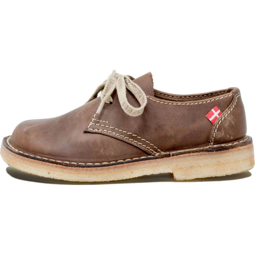 Duckfeet Jylland Lace-Up | Cocoa